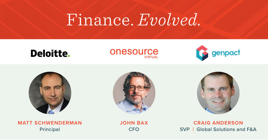 Finance. Evolved. The Future of Finance