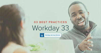 3 Best Practices for Workday Release Management