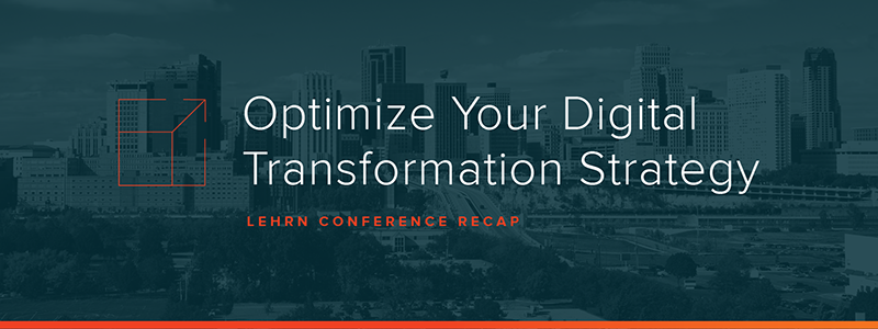 Optimize Your Digital Transformation Strategy