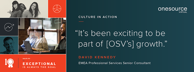 Culture in Action: OSV Profile – David Kennedy