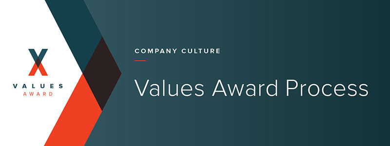 Company Culture: Values Award Process