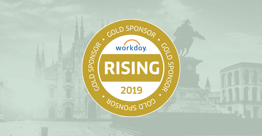 3 Ways to Find Us at Workday Rising Milan