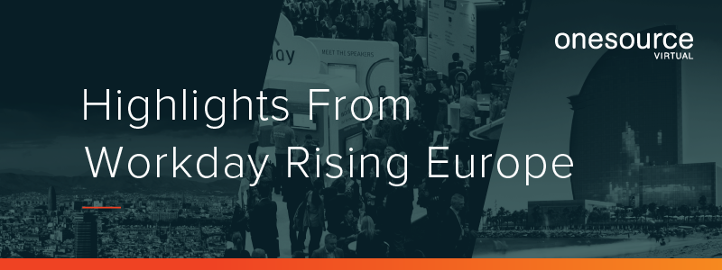 Highlights From Workday Rising Europe