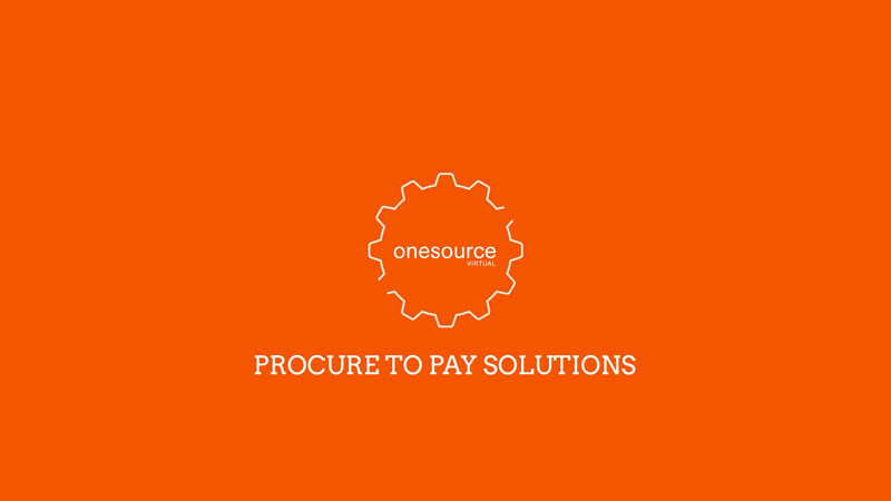 Procure to Pay Services on Workday