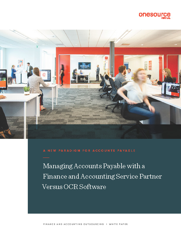 A New Paradigm for Accounts Payable